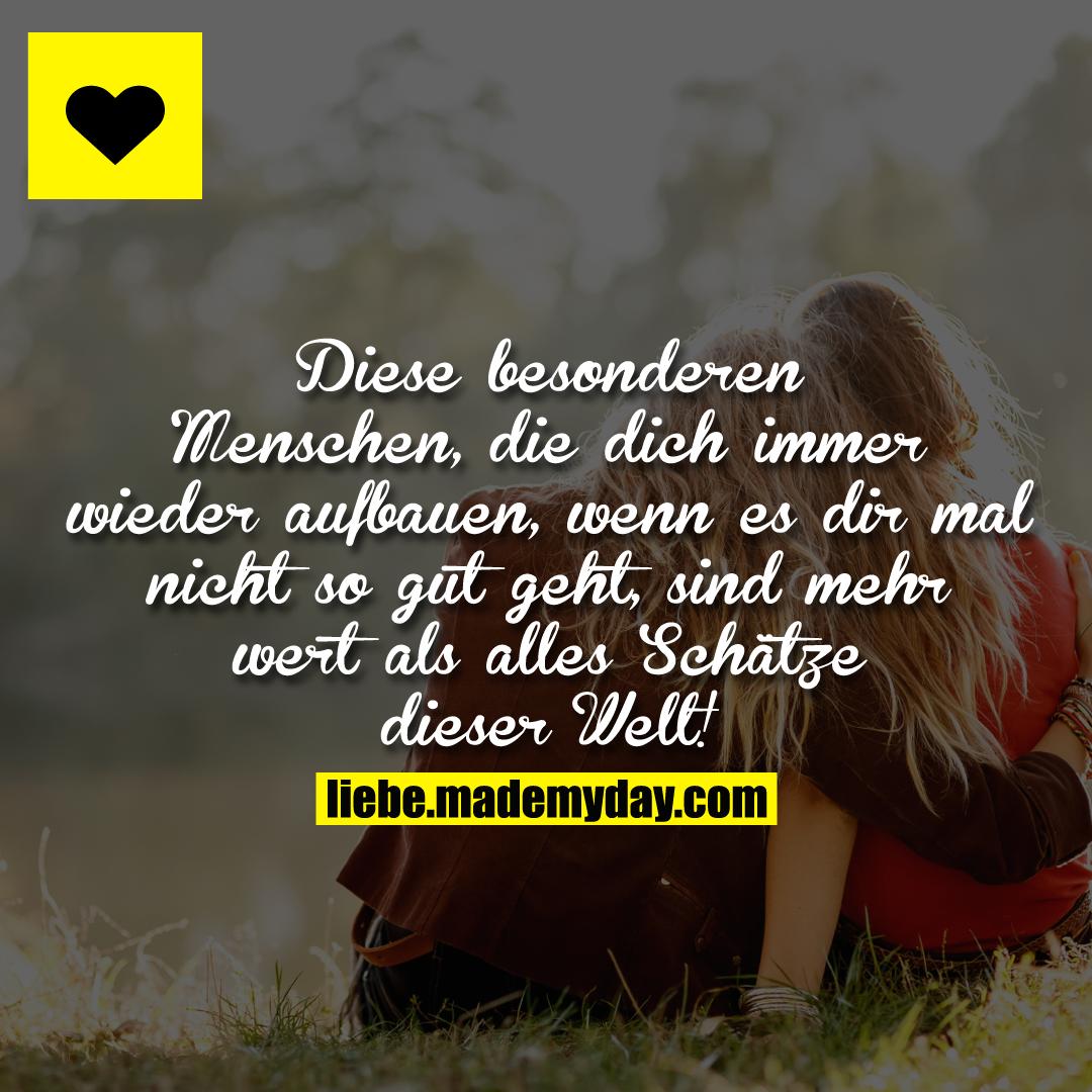 The Best Wenn Es Dir Mal Nicht Gut Geht - zitate freundschaft