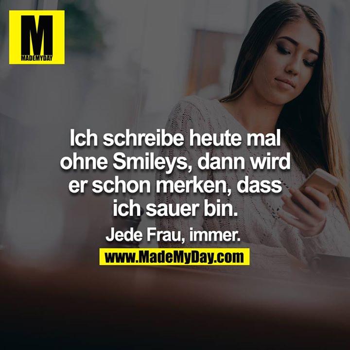 wenn männer smileys benutzen