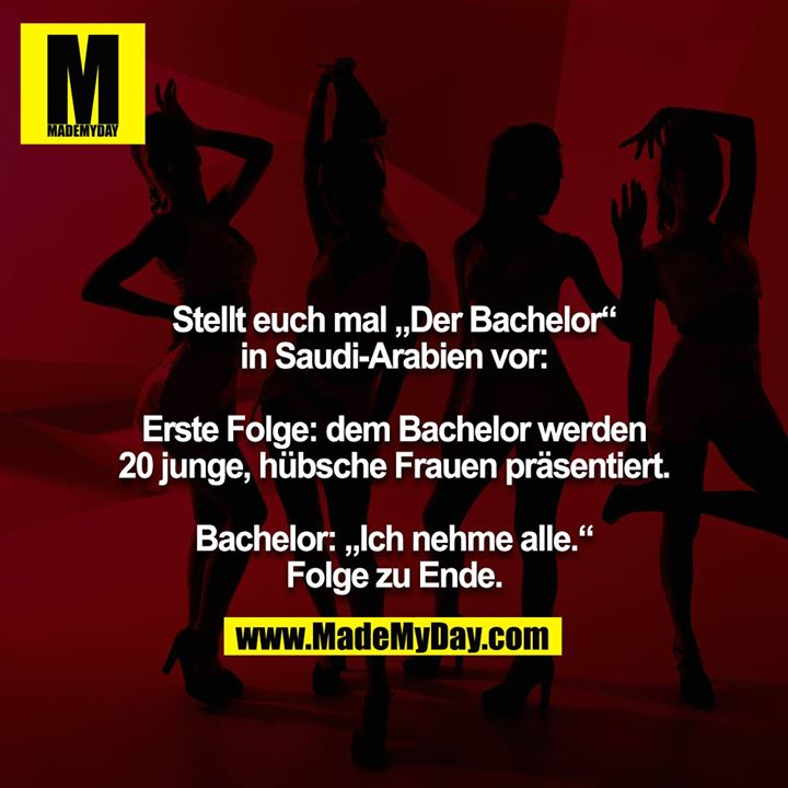 Stellt Euch Mal Der Bachelor Made My Day