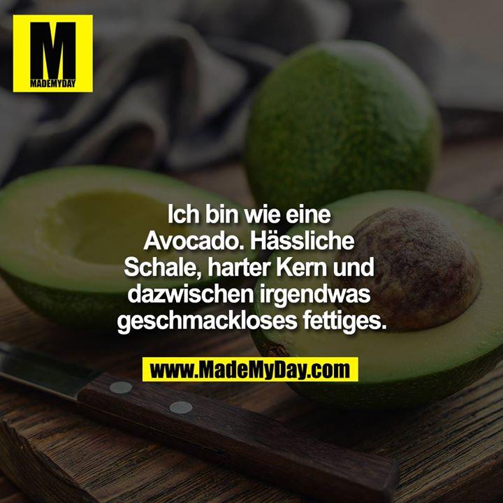 Wie Schäle Ich Eine Avocado