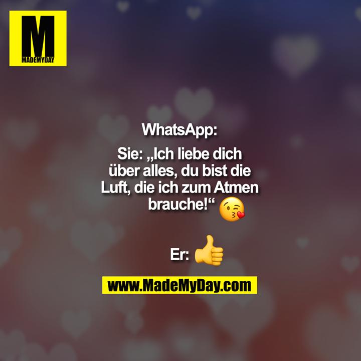 Whatsapp Sie Ich Liebe Dich Made My Day