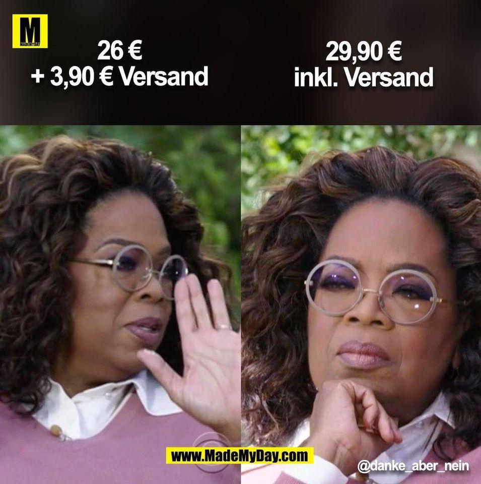 26 € + 3,90 € Versand @danke_aber_nein (BILD)