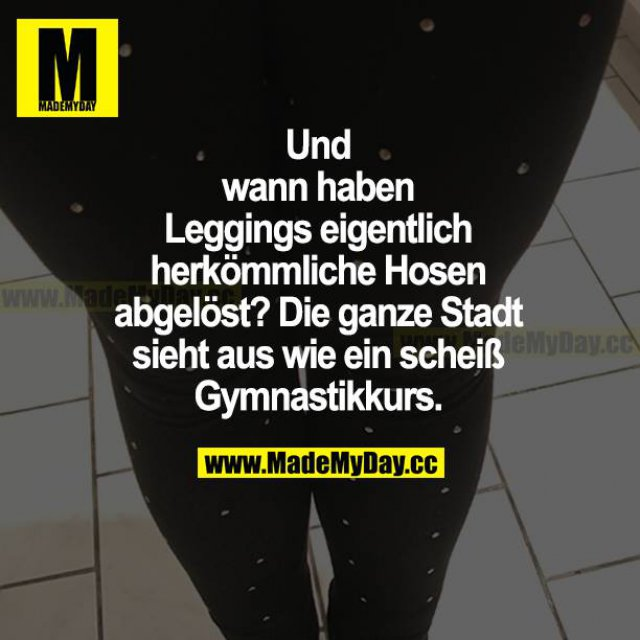 Opinion you Leggings geiler arsch agree with