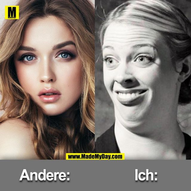 Andere vs. Ich