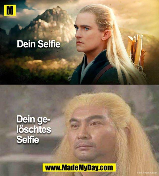 Mein Selfie...<br /> <br /> Mein gelöschter Selfie ...<br />