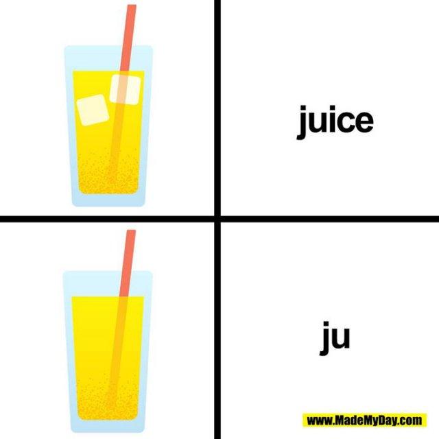 juice<br /> ju