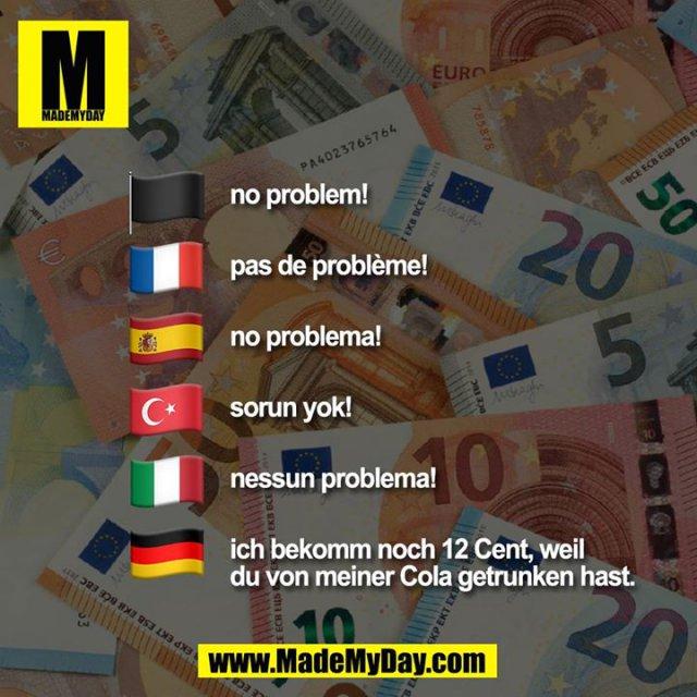 Wer schuldet dir noch Geld? Hier kannst du ihn/sie daran erinnern. ?