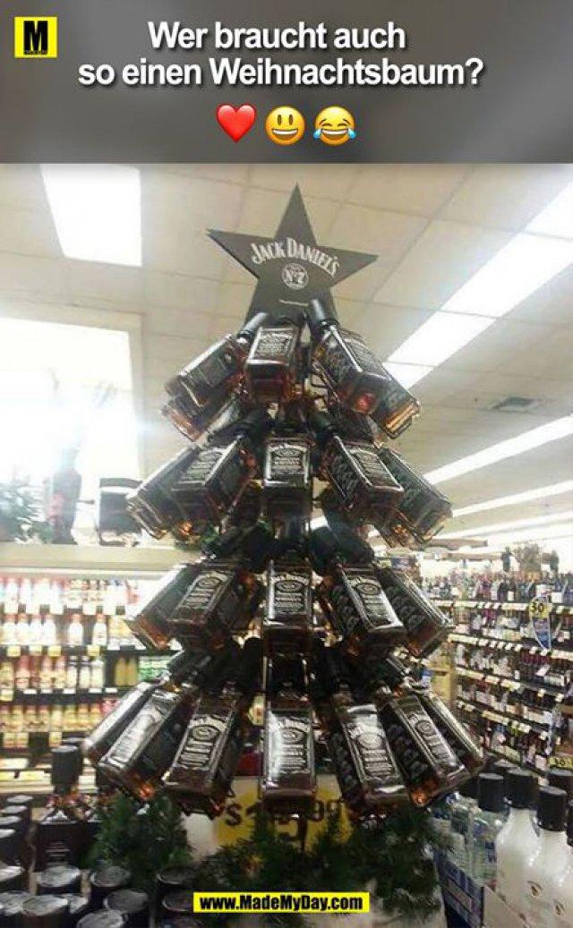 Langsam wird es wieder Zeit sich über den Weihnachtsbaum Gedanken zu machen ...