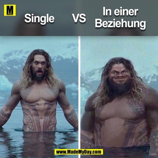 Single VS In einer Beziehung