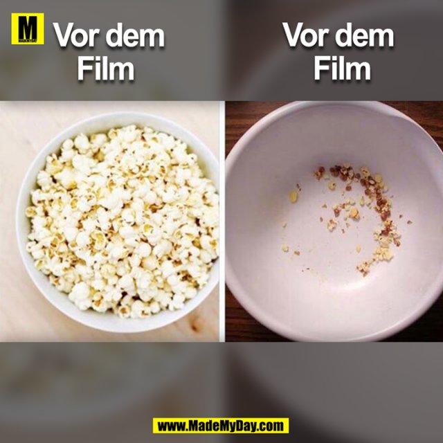 Vor dem Film  Vor dem Film