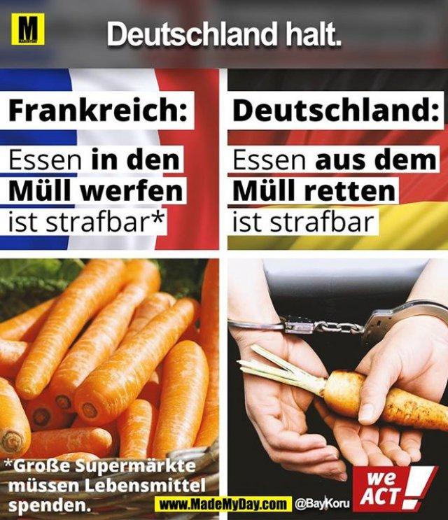 Deutschland halt.