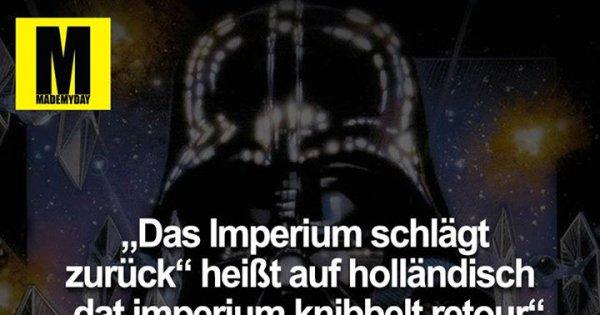 Das Imperium Schlägt Zurück Niederländisch